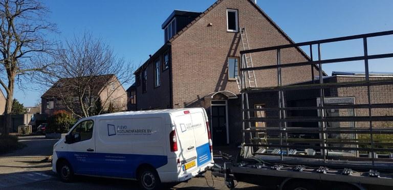 Kunststof kozijnen in Almere Stedenwijk