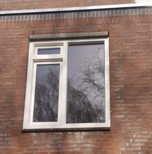 Klein project in Almere Stedenwijk