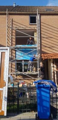 Voorgevel renovatie in Rotterdam Zevenkamp 01.jpeg
